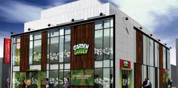 ガーデン東十条店