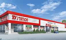 D'stationWAKO鹿島店