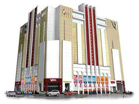 ベガスベガス札幌店