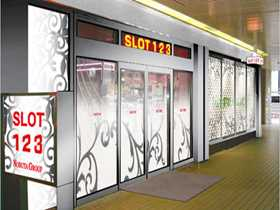 スロット123梅田店