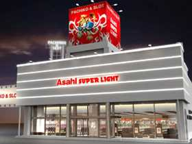 Asahiスーパーライト館五位堂駅前店