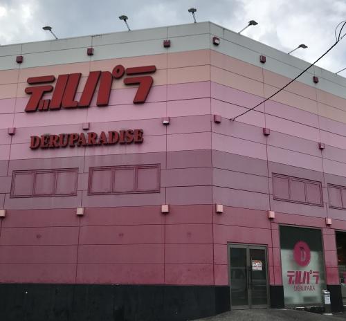 あそべるデルパラ倉吉店