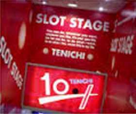 slot-stage TENICHI 上六店