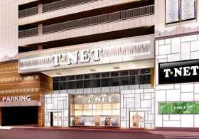 T-NET南越谷1号店・2号店