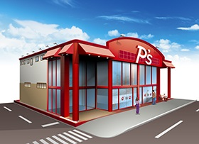 P'Stown桜ヶ丘