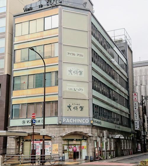 マンモス城京都駅前店