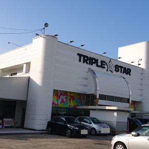 トリプルスター奈良本店