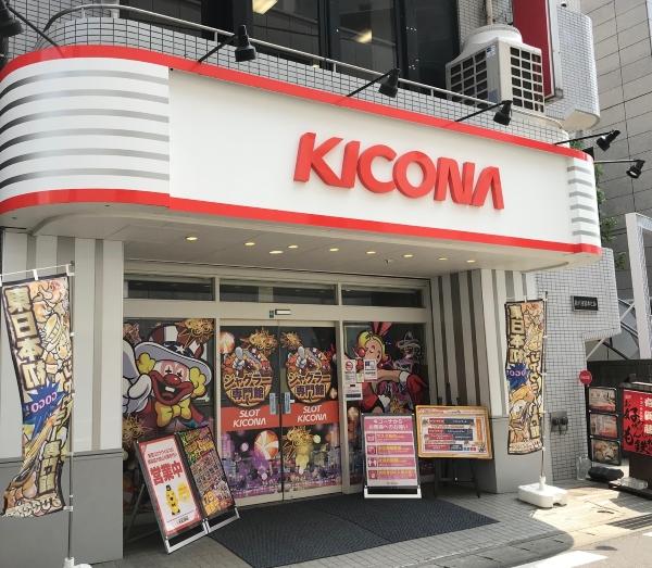キコーナ八柱店