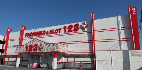 123+N松原店